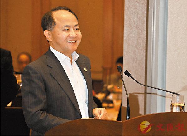 王志民勉區會主席「三帶頭」