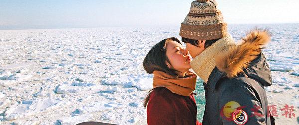 ■神秘浪漫的愛情故事在北海道取景,電影於下周四上映。