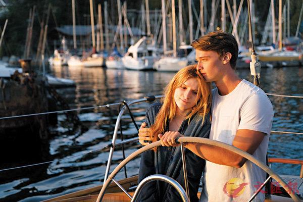 ■查理與凱蒂在片中的愛情感人至深。