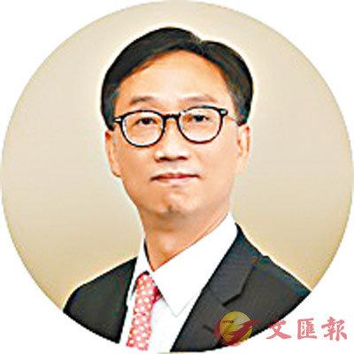■劉應彬指,有意認購年金長者需先在銀行或網上登記意向。