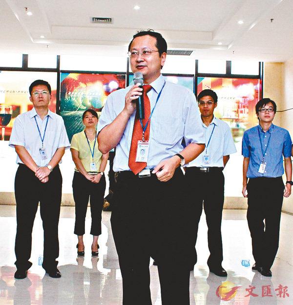 ■肖國偉參與組織了幾批香港科技界人士赴廣州考察科創發展土壤活動。香港文匯報廣州傳真