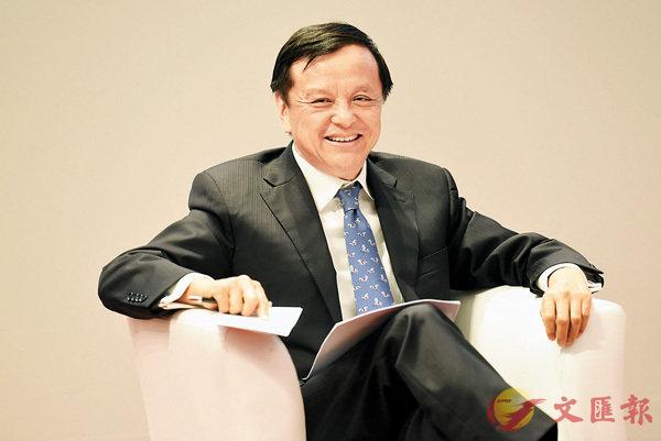 ■李小加強調,香港市場「見過世面」。 中通社