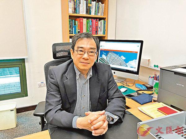 ■「樹博士」詹志勇加盟教大。教大供圖