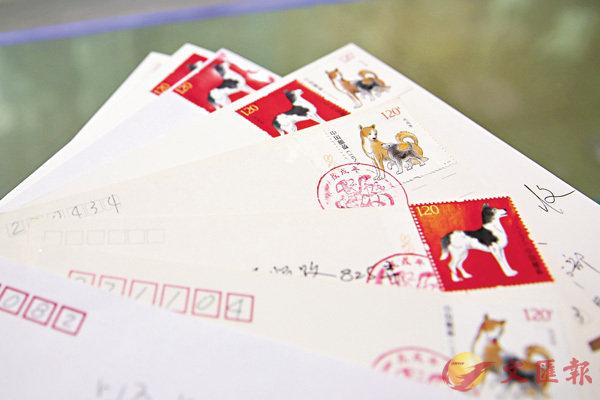■傳統書信往來有固定的格式,需守傳統禮數,可惜現今信件已被通訊軟件取代。 資料圖片