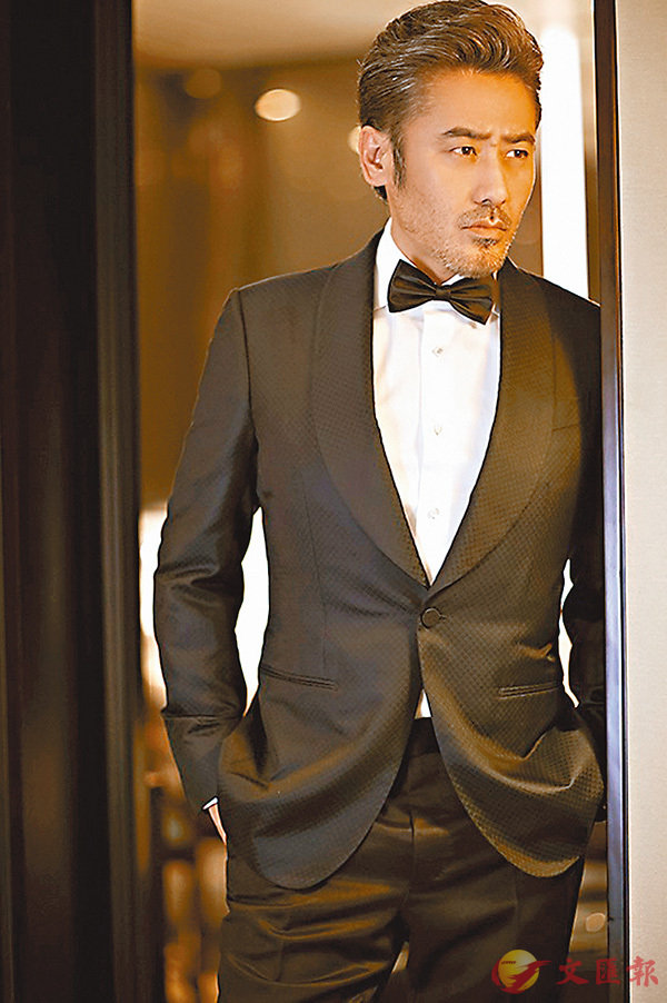 ■吳秀波是內地出名的男演員。 網上圖片