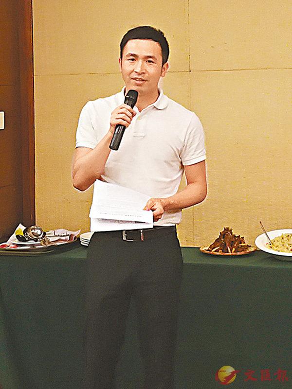■羅嘉俊。香港文匯報記者李望賢  攝