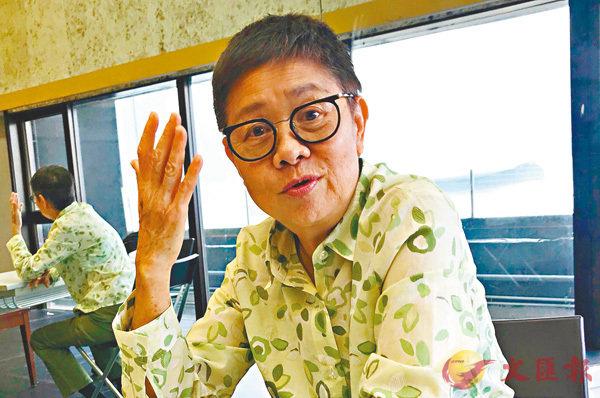 ■陳安琪坦言在香港創作紀錄片不易。