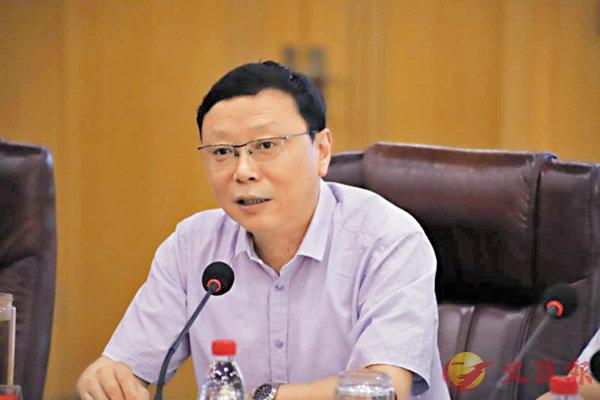 ■卜憲群教授日前在香港中文大學演講。