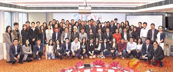 ■座談總結會上,香港學子們表示實習團是一次難得的人生閱歷。香港文匯報記者趙大明  攝