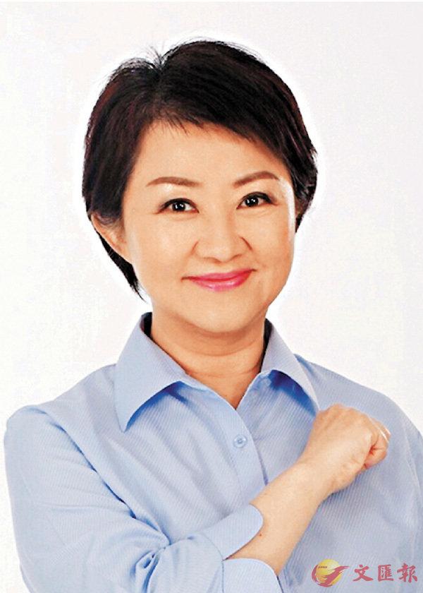 ■台中市長參選人盧秀燕。 中央社