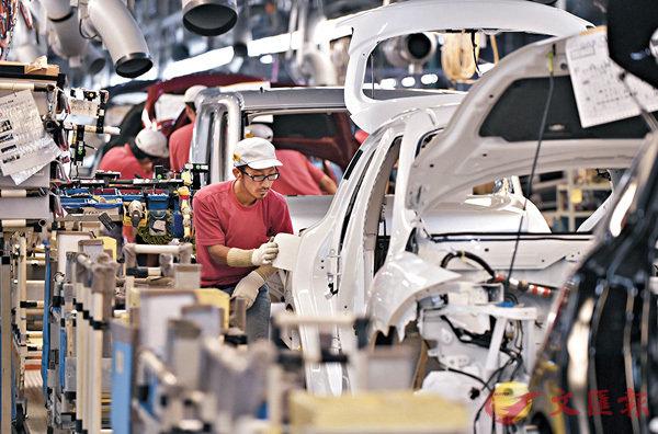 ■日產證實5間工廠職員曾竄改測試數據。 法新社