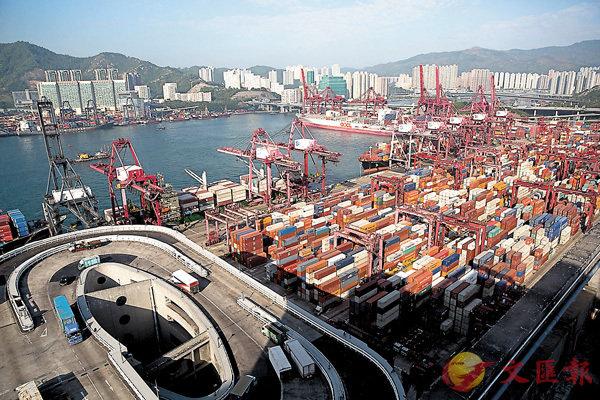 ■特區政府將循三方面採進取措施,應對貿易戰的挑戰。 資料圖片