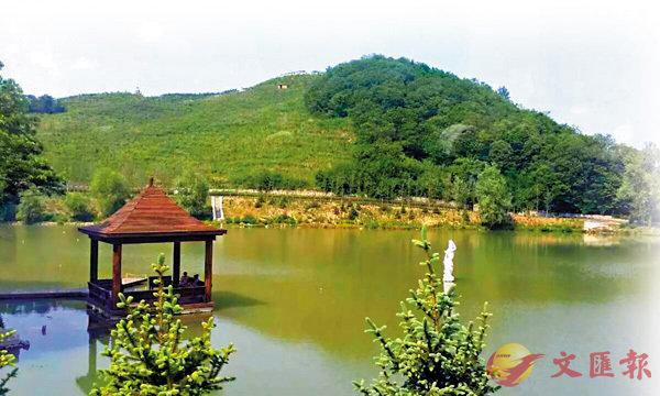 ■孫麗坤幫扶的丹東大梨樹村已成全國農業旅遊示範區、國家民委首批少數民族特色村寨。 受訪者供圖
