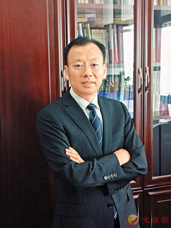 ■李鳳亮認為當前的大學需要重提師道。