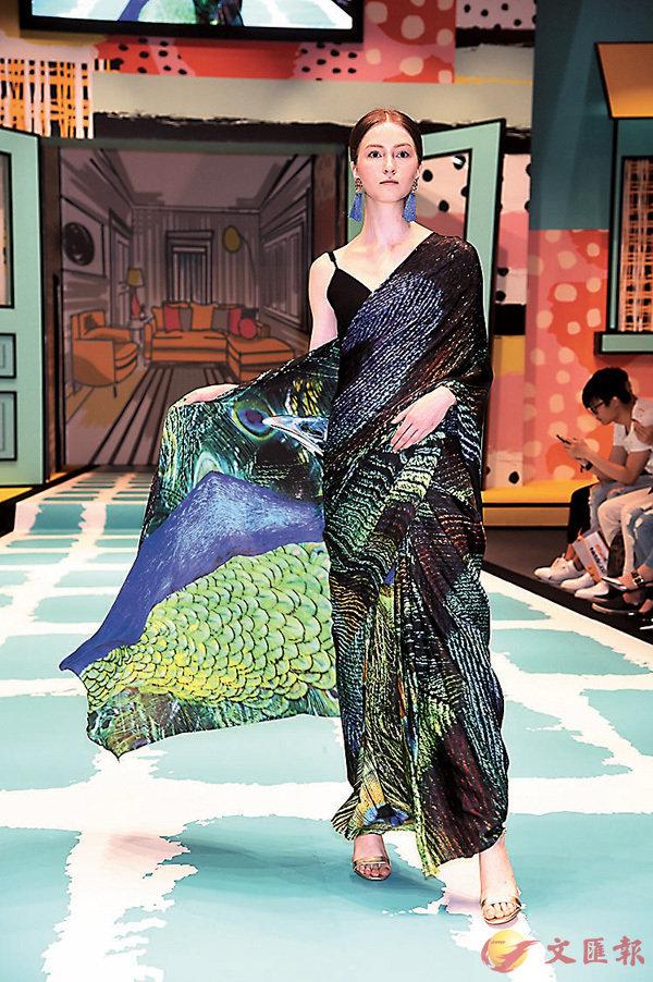 ■國際時裝巡禮中的斯里蘭卡設計師作品