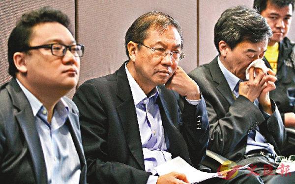 鄭宇碩被前助理爆收「美水」搞「佔中」