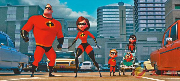 ■《超人特工隊2》一眾深受觀眾愛戴的角色會全數回歸。