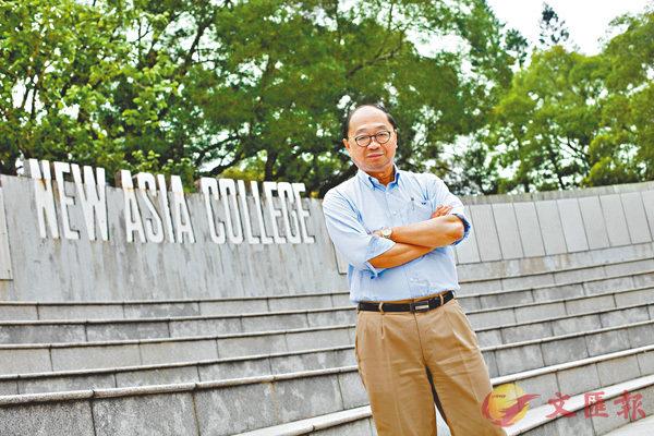 ■黃乃正歡迎國家資金「過河」措施,但認為有關監察機制等細節仍有待探討。香港文匯報記者曾慶威  攝