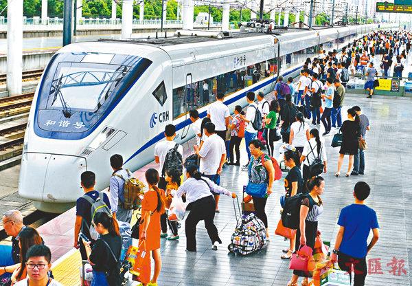 ■今年政府將安排全國鐵路固定資產投資7,320億元人民幣,其中投產高鐵3,500公里。