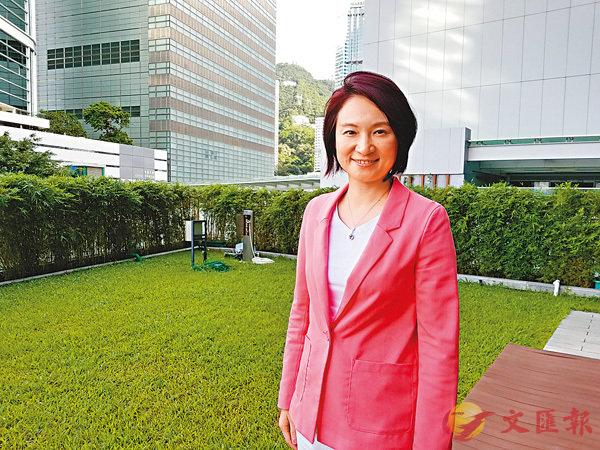 ■李慧�k。 香港文匯報記者鄭治祖  攝