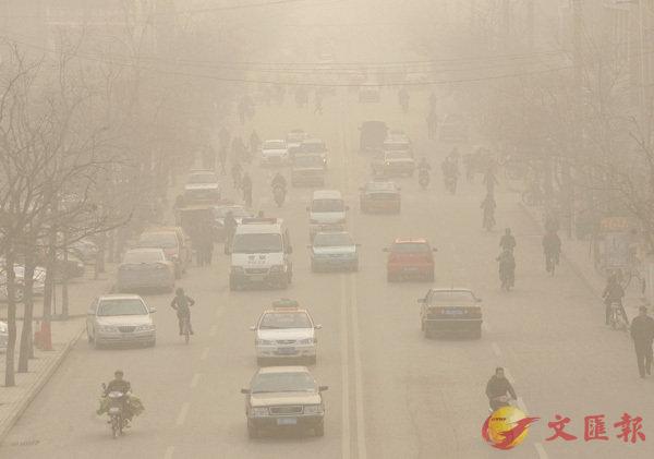 ■臨汾市政府主要負責人再因環境空氣自動監測數據造假問題而被約談。 資料圖片