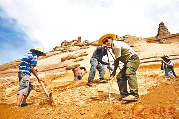 ■山雕體量大,對於雕刻家們的技術要求很高。 網上圖片