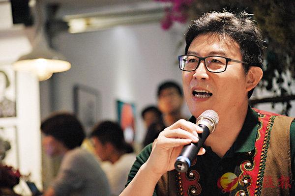 ■民進黨台北市長參選人姚文智選情低迷。 資料圖片