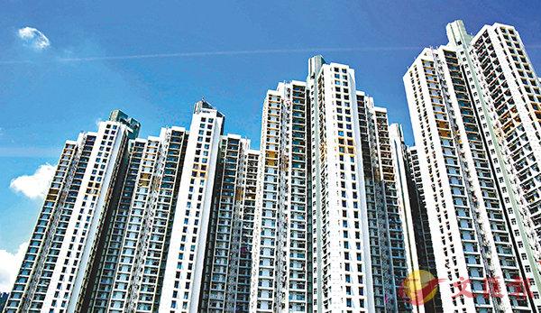 ■政府經濟顧問稱政府會有措施防止樓市過熱。資料圖片