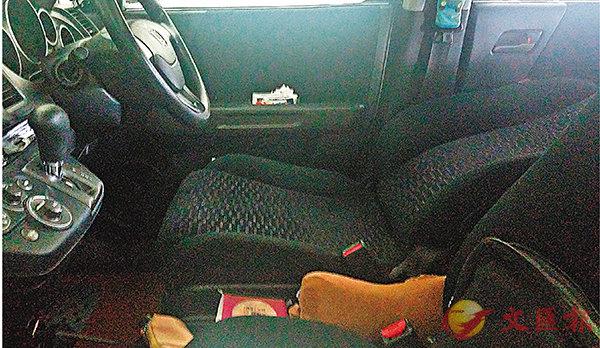 ■男子用死氣喉接駁了一條膠喉入車廂自殺。