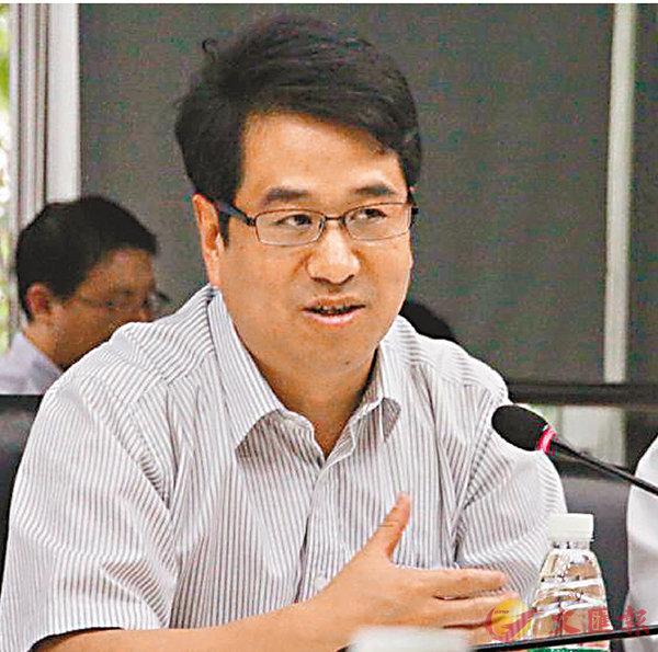 ■中國人民大學兩岸關係研究中心主任、國發院研究員王英津。 網上圖片
