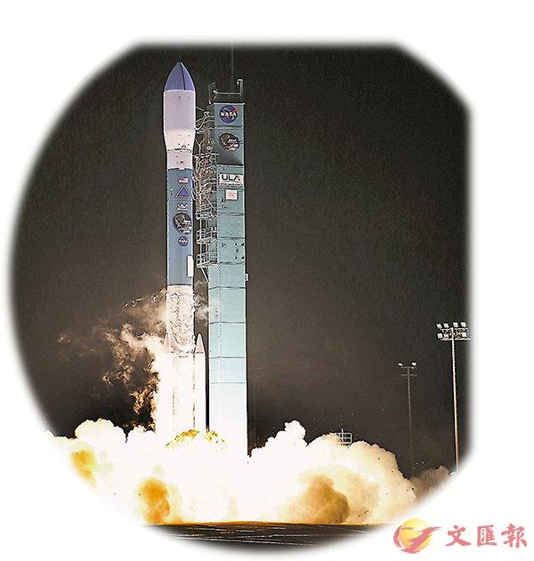 ■特朗普政府希望盡快發展太空戰鬥技術。 資料圖片