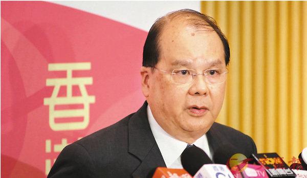 張建宗:言論自由新聞自由不能濫用