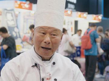 名廚尹達剛我在日本做中國料理