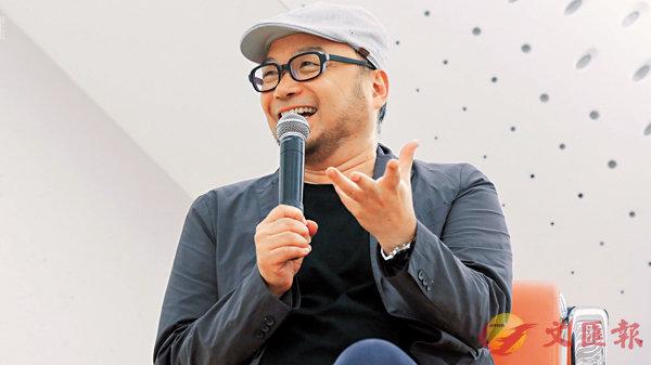 ■香港話劇導演司徒慧焯談《親愛的,胡雪巖》的重新演繹。胡若璋攝