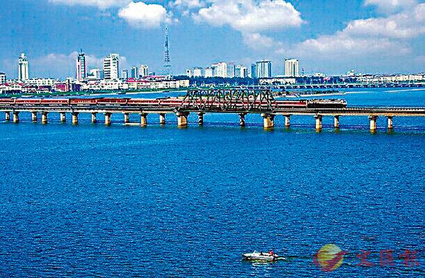■沂河被譽為臨沂的母親河。 網上圖片