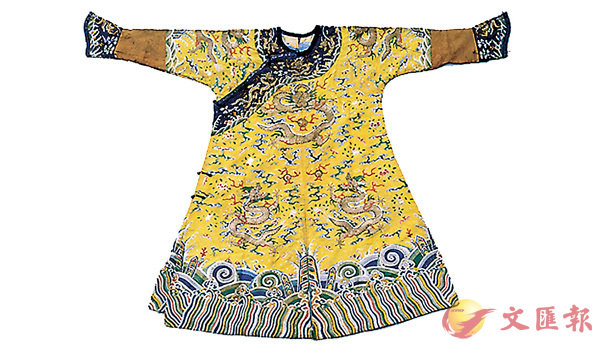 ■ 板藍莖葉作為靛藍染料,就連皇帝的龍袍也少不了它。 網上圖片。
