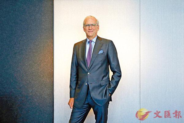 ■Peter Boyles指,亞洲是私人銀行未來獲利的關鍵推動力。路透社