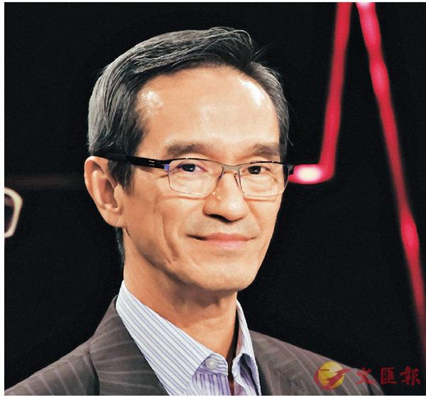 ■黃遠輝強調定會將主流意見整合,如實反映。 香港文匯報記者梁祖彝  攝
