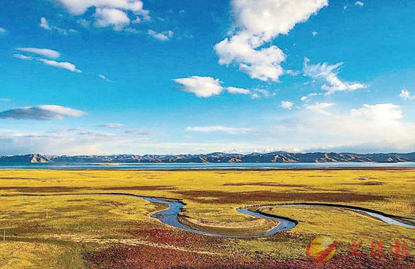 ■冬格措納湖。資料圖片