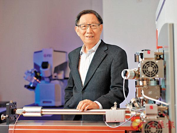 ■在納米鋼的研製過程中,「原子探針斷層攝影儀」起到關鍵作用。 校方供圖