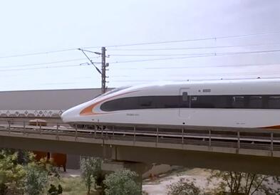 高鐵香港段開通 接通國家三大經濟圈