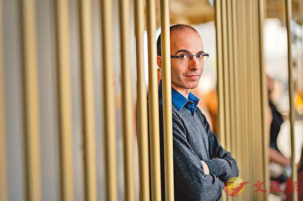 ■哈拉瑞(Yuval Noah Harari) 天下文化提供