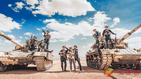 ■《紅海行動》代表香港出戰明年奧斯卡最佳外語片。