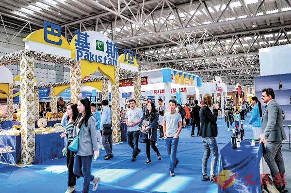 ■首屆中原文化旅遊產業博覽會促進與「一帶一路」沿線國家交流與合作。本報河南傳真