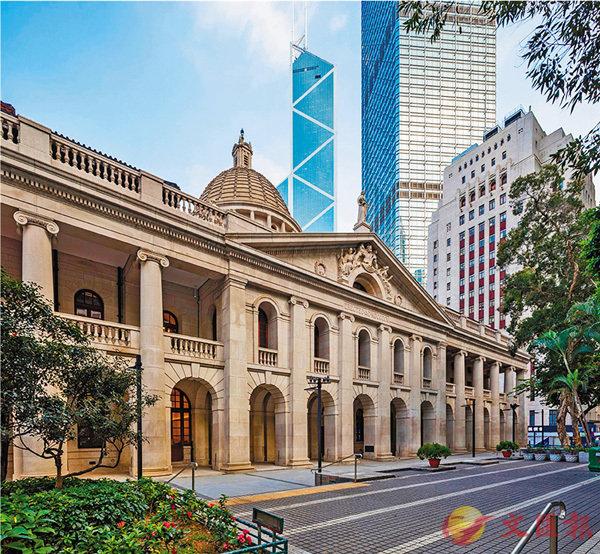 ■法律界指出,香港法院財政及行政獨立,不會受任何的行政干預。圖為特區終審法院。 資料圖片