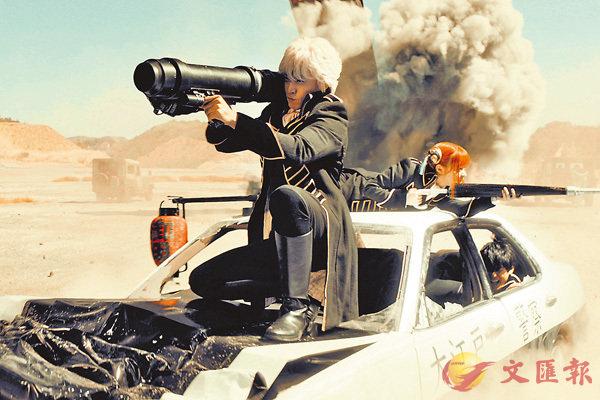 ■今集具有一連串激烈的飛車和爆破追捕場面。