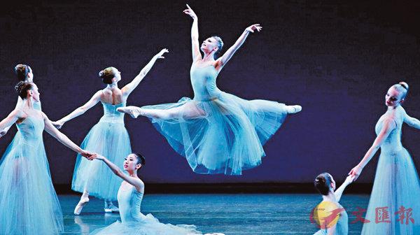 ■紐約城市芭蕾舞團《巴蘭欽之夜》。