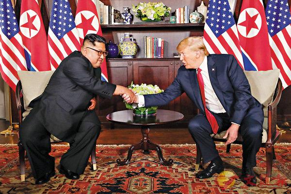 ■特朗普稱將舉行第二次美朝峰會。