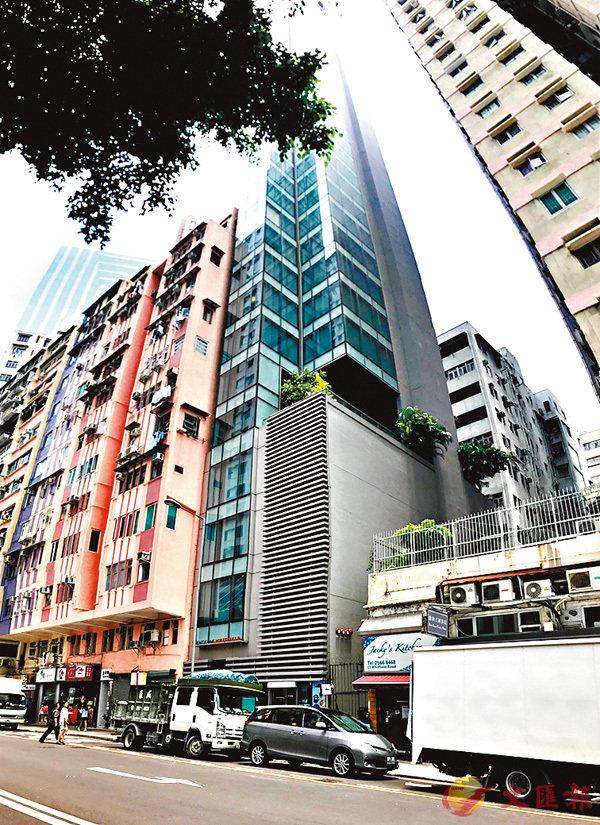 ■銅鑼灣21威菲路酒店提供54個客房。