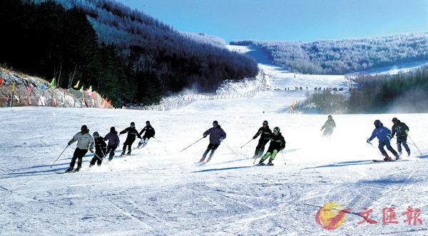 ■張家口滑雪